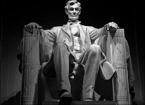 Lincoln Memorial at Washington DC